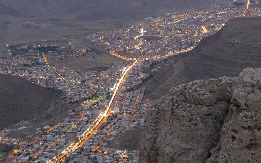 ماکو استان آذربایجان غربی پیک آموت