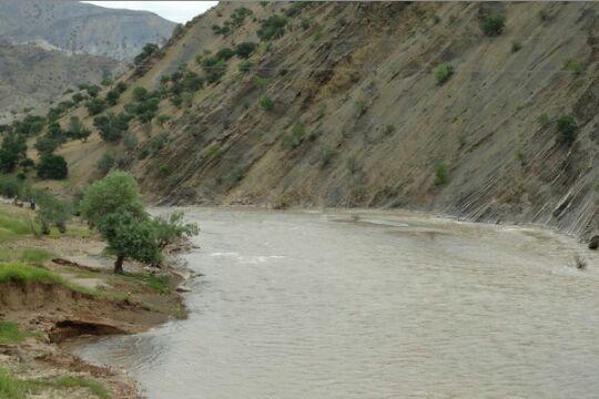 رودهای آذربایجان غربی پیک آموت