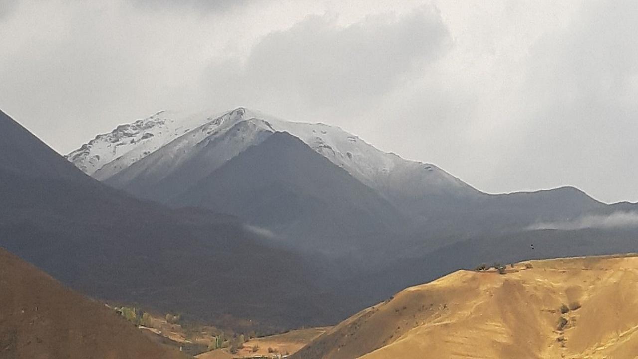 ارتفاعات آذربایجان غربی پیک آموت