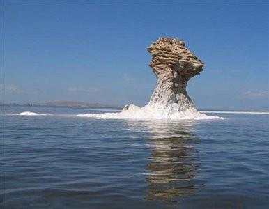 دریاچه ارومیه آذربایجان غربی پیک آموت