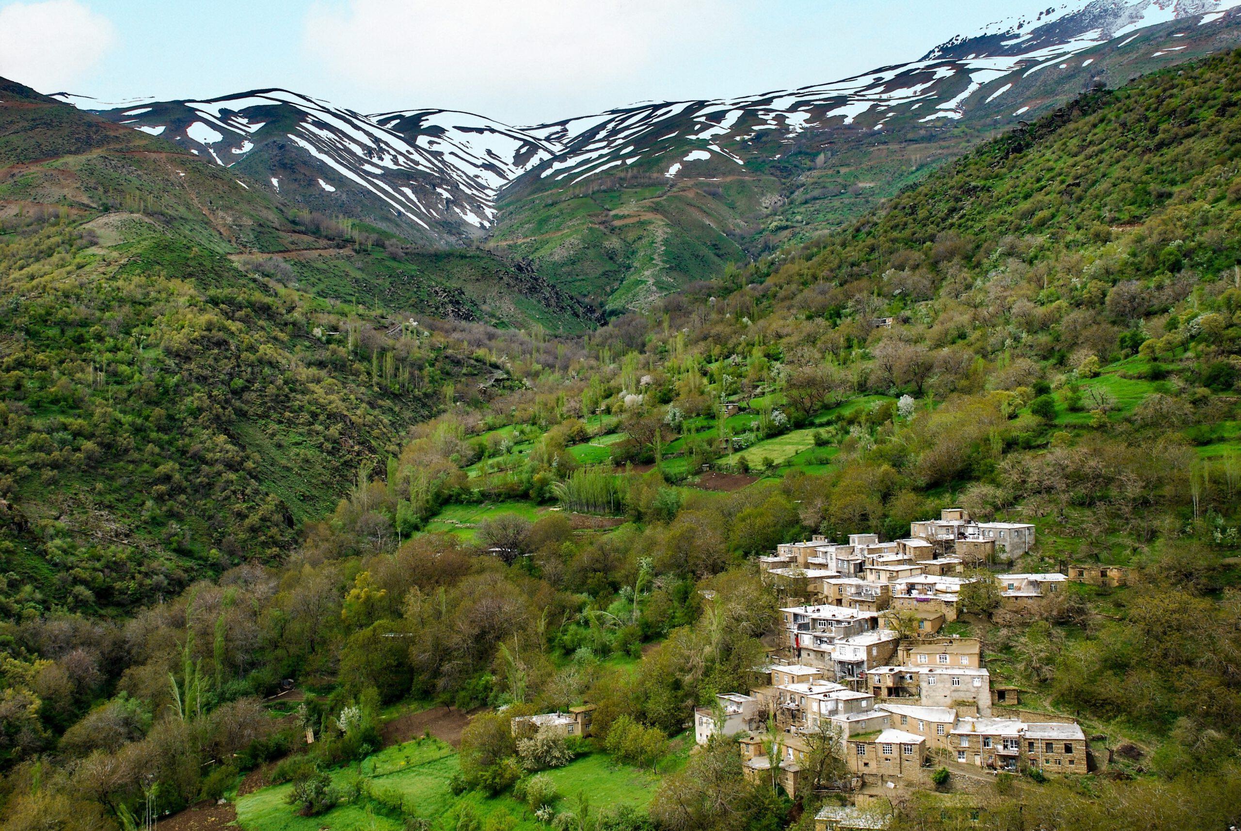 استان کردستان پیک آموت