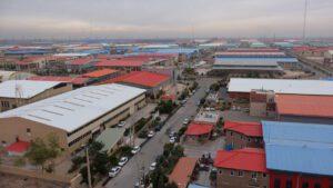 شهرک صنعتی استان بوشهر - پیک آموت